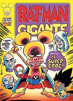 Rat-Man Gigante n. 18