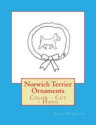 Norwich Terrier Orna...