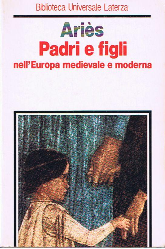 Padri e figli nell'Europa medievale e moderna