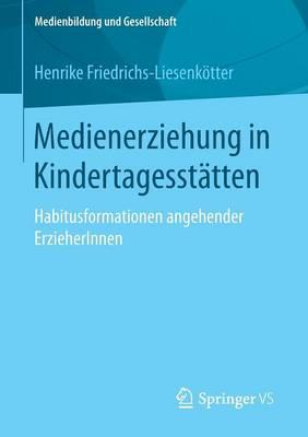 Medienerziehung in Kindertagesstatten