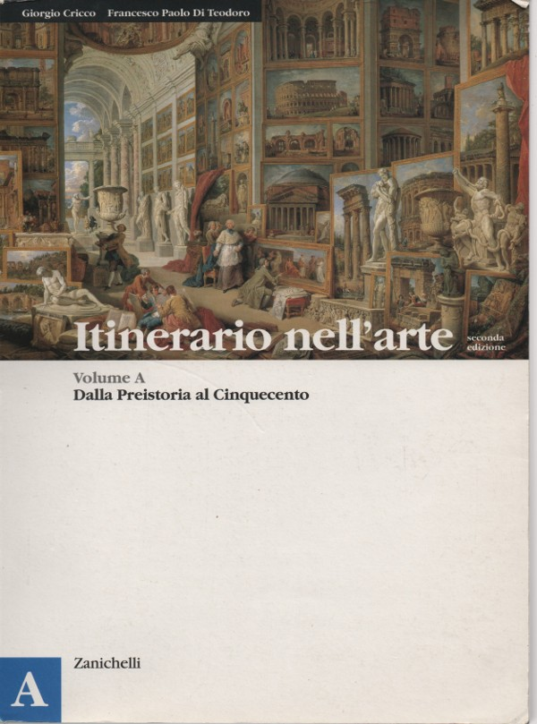 ITINERARIO NELL'ARTE...