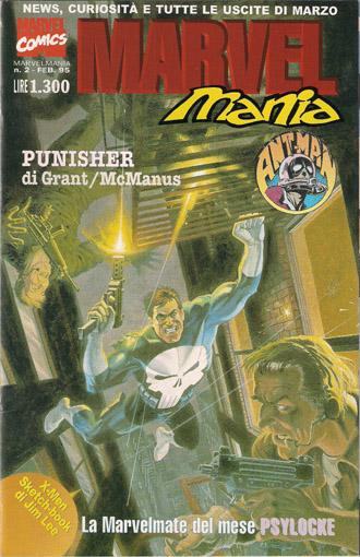 Marvel Mania n. 2