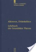 Alkinoos, Didaskalikos: Lehrbuch der Grundsätze Platons