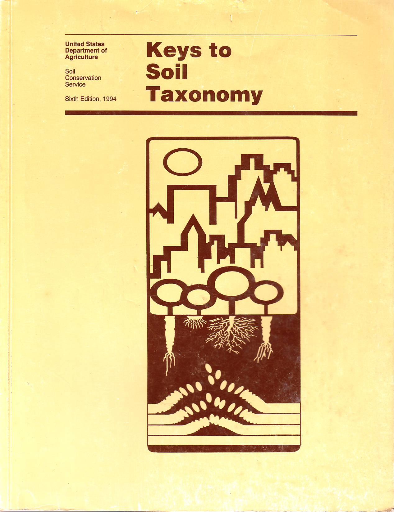 Keys to Soil Taxonomy