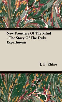 New Frontiers of the Mind