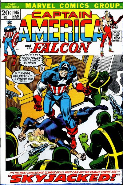 Captain America Vol.1 #145
