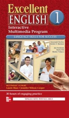 Excellent English Level 1 Interactive CD-ROM