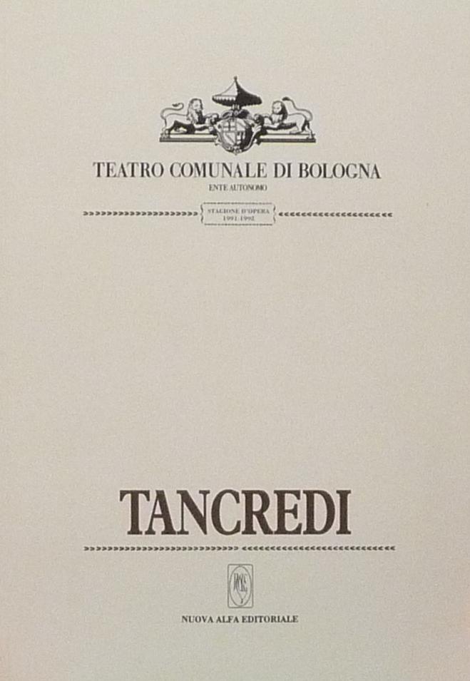 Tancredi - G. Rossin...