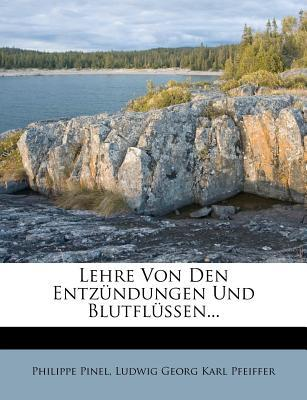 Lehre Von Den Entzundungen Und Blutflussen.