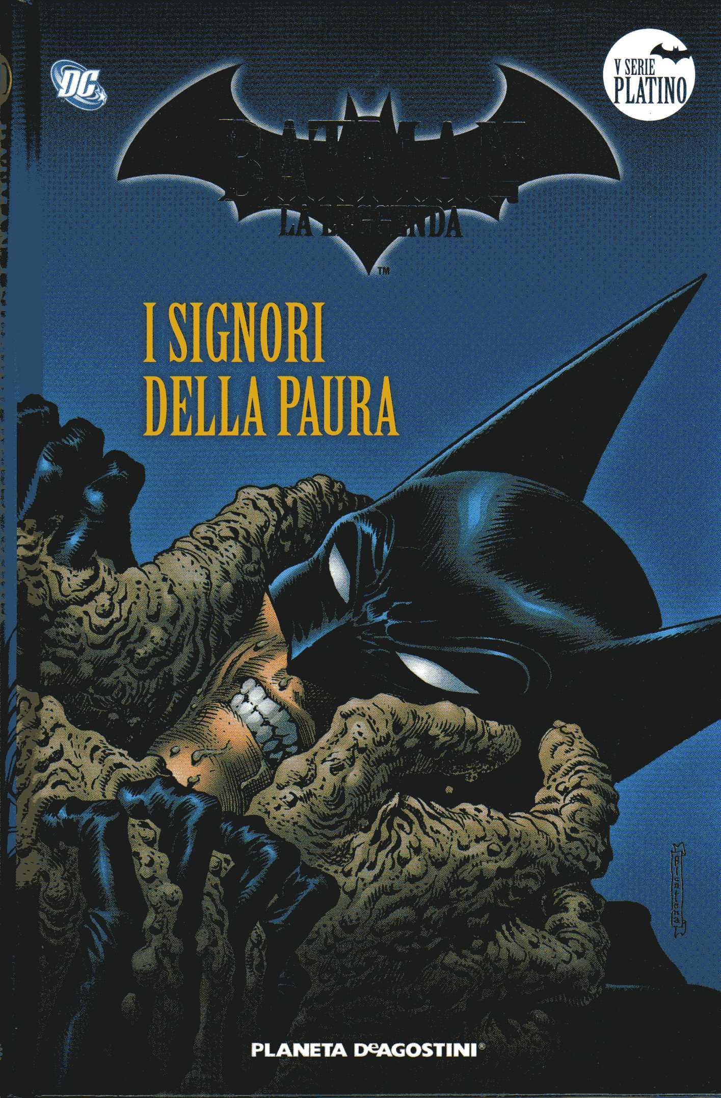 Batman la Leggenda n...