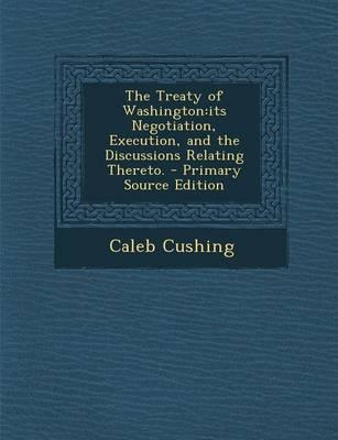 The Treaty of Washington