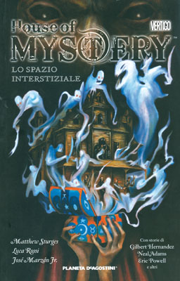 House of Mystery vol...