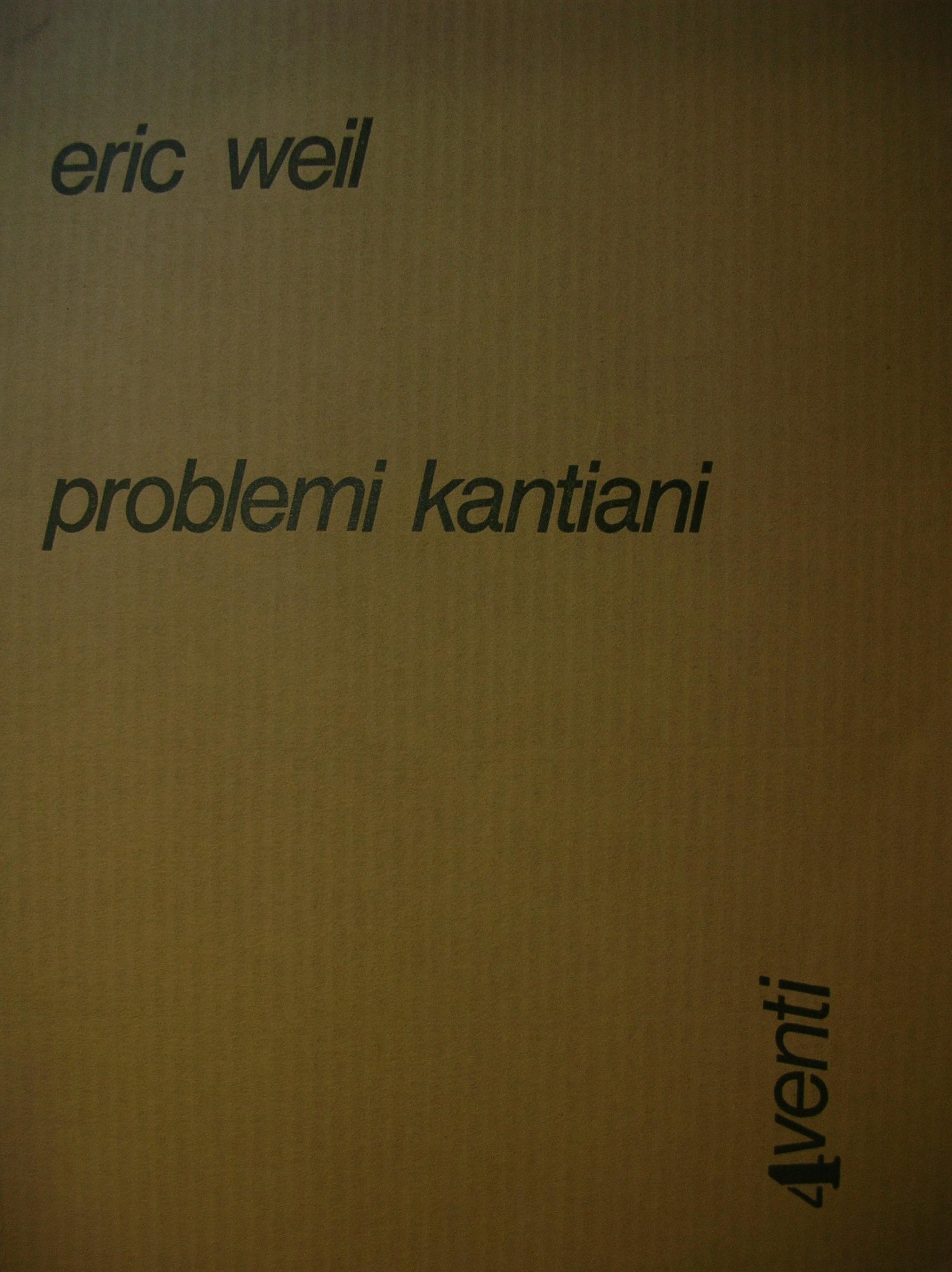 Problemi kantiani