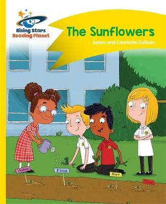 Reading Planet - The Sunflowers - Yellow