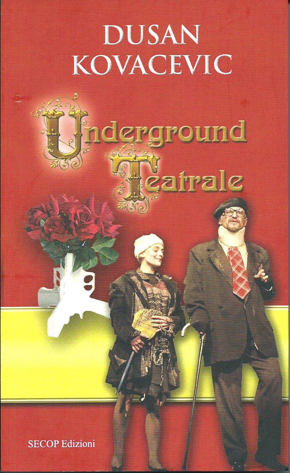 Underground teatrale