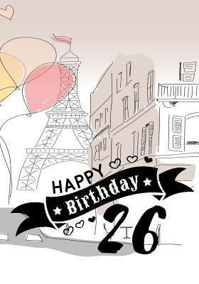 Happy Birthday Journal /Notebook