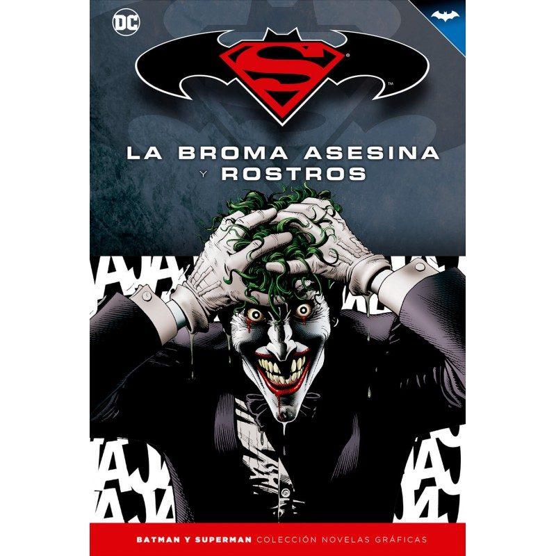 Batman y Superman Colección novelas gráficas #4