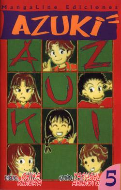 Azuki #5 (de 5)