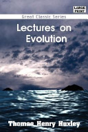 Lectures on Evolutio...