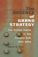 The Absence of Grand Strategy