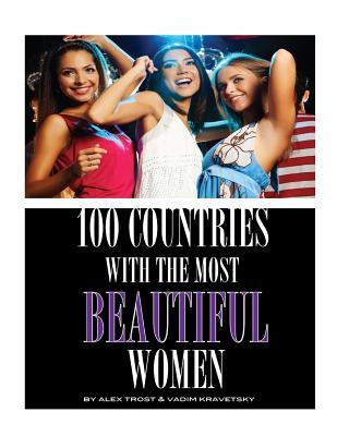 100 Countries With the Most Beautiful Women