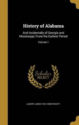 HIST OF ALABAMA