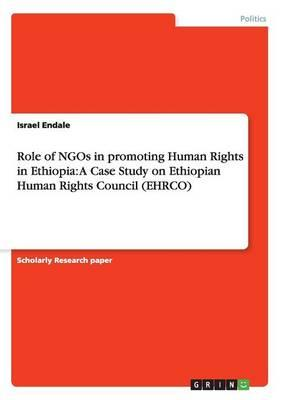 Role of NGOs in promoting Human Rights in Ethiopia