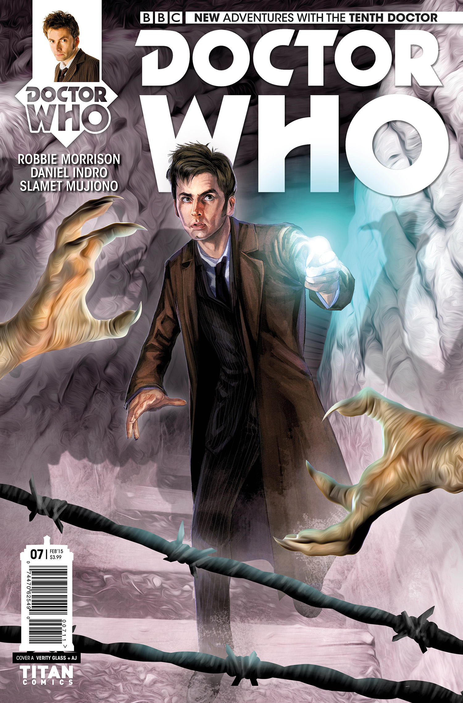 Doctor Who: Tenth Doctor #7