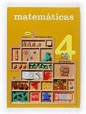 Nuevo Proyecto Trotamundos, matemáticas, 4 Educación Primaria, 2 ciclo