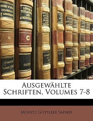 Ausgewhlte Schriften...