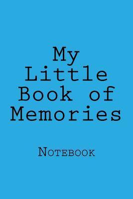 My Little Book of Memories