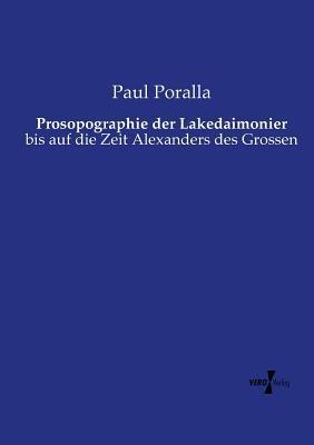 Prosopographie der Lakedaimonier