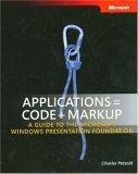 Applications = Code + Markup