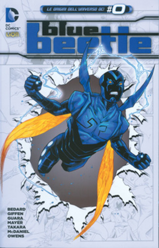Blue Beetle vol. 3 - Reachworld