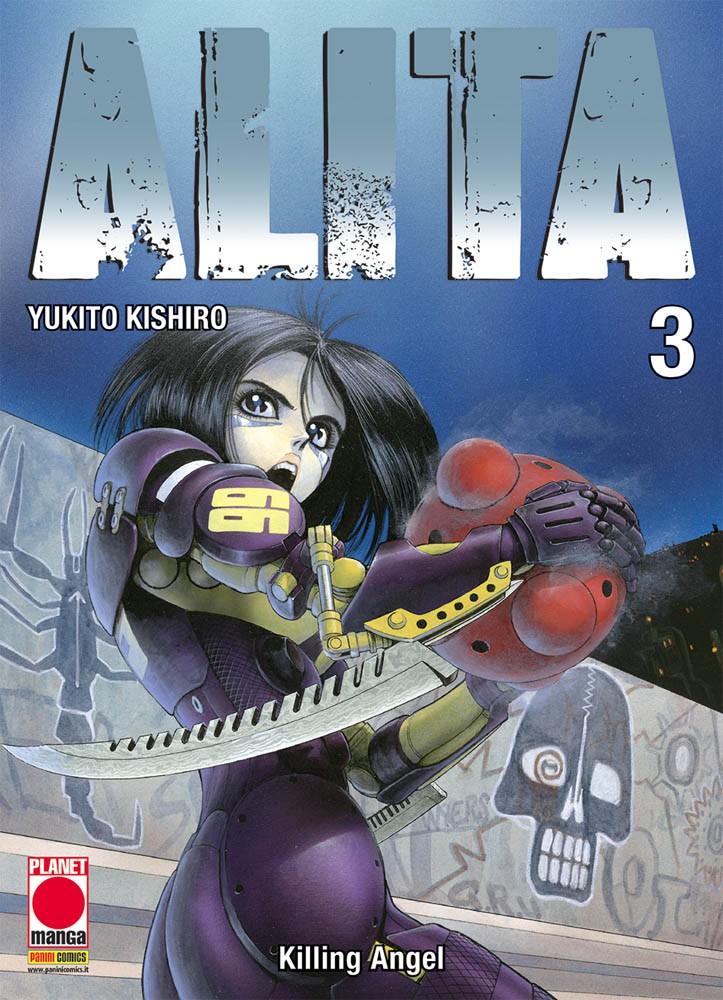 Alita vol. 3