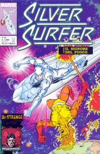 Silver Surfer n. 19 ...