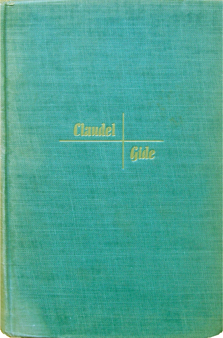 Paul Claudel and And...