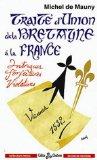 1532-1790, traité d'union de la Bretagne à la France