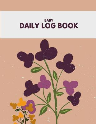 Baby Daily Log Book