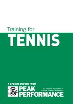 Training for Tennis