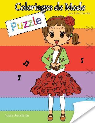 Coloriages De Mode Puzzle