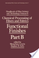 Chemical Processing of Fibers and Fabrics