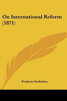 On International Reform