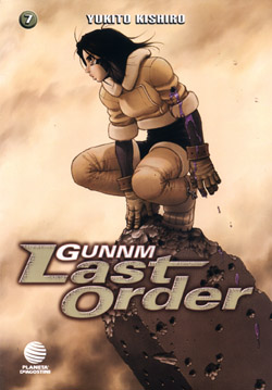 Gunnm Last Order Nº 07