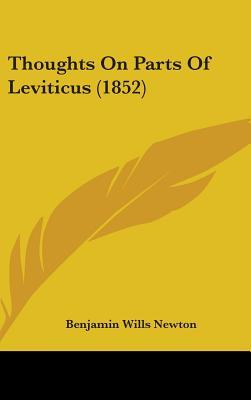 Thoughts on Parts of Leviticus (1852)