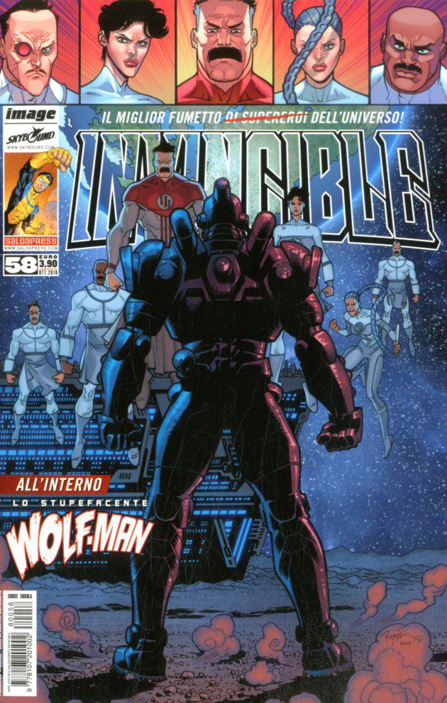 Invincible n. 58