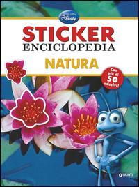 Natura. Sticker enciclopedia
