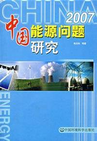 2007中国能源问题研究