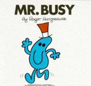 MR. BUSY