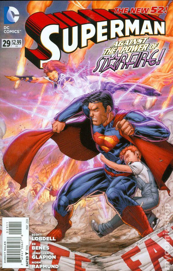 Superman Vol.3 #29